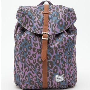 Herschel Supply Co. nylon backpack.